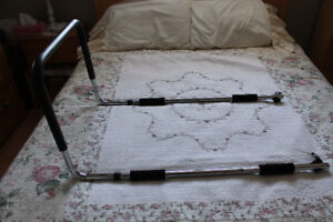 """20 """" Wide Bed Rail to Assist Adults and Seniors"""