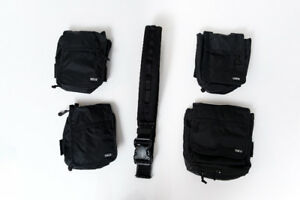 Think Tank - Speed Belt Modular + 4 Think Tank Belt Pouches