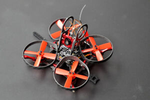 Drone Micro Racer 90mm BNF Brushless (NEUF)