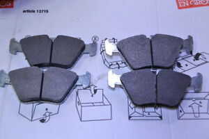 New Set of BMW M3 Hawk HP PLUS Front brake pads