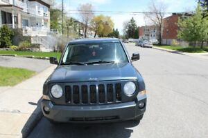 jeep patriot 4x4 2007