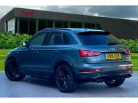2018 Audi Q3 Black Edition 2.0 TFSI quattro 180 PS S tronic Auto Estate Petrol A
