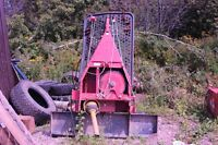 for sale IG land 4501 winch 10.000 pounds forbehind tractor 4000