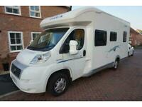 Chausson FLASH 06, 6 berth, fixed bed, drop down bed, motorhome for sale