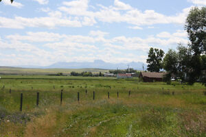 Acreage near Waterton National Park