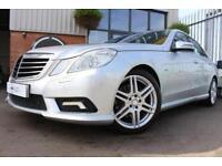 2010 H MERCEDES-BENZ E-CLASS 3.0 E350 CDI BLUEEFFICIENCY SPORT 4D AUTO 231 BHP D