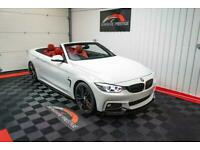 2016 BMW 4 SERIES CONVERTIBLE 2.0 420i M Sport Auto 2dr Convertible Petrol Autom