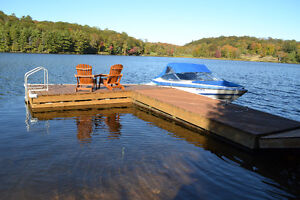 Lakeforest Drive Waterfront Year Round Living - Parry Sound