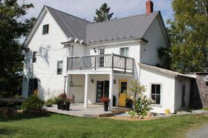 Century home on 81 acres