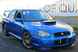 Subaru Impreza Prodrive Performance Pack WRX STi PPP UK CAR