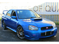 Subaru Impreza Prodrive Performance Pack WRX STi PPP UK CAR