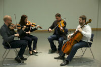 String Quartet for your wedding or special event