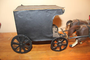 Vintage Folk Art Horse and Buggy London Ontario image 2