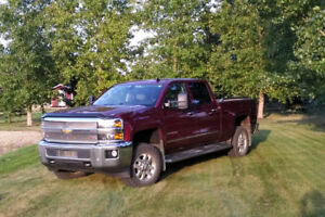 2015 Chevrolet 2500 HD Pickup
