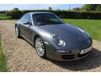Porsche 911 3.8 997 Carrera S 2dr PETROL MANUAL 2007/H