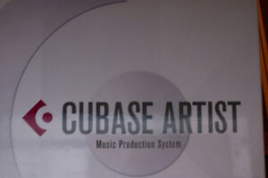 Cubase Artist 7 With E License