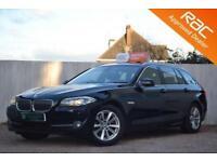 2010 60 BMW 5 SERIES 2.0 520D SE TOURING 5D AUTO 181 BHP DIESEL