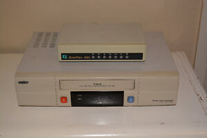 Real Time Video Cassette Recorder Saint-Hyacinthe Québec image 1