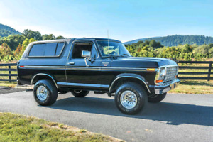 Looking for a Full Size Ford Bronco