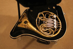 Yamaha Professional French Horn F / Bb double