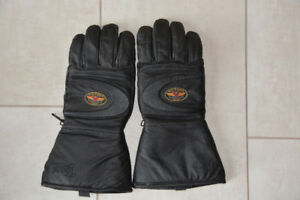 Victory Cold Weather Leather Gloves