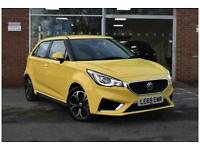 2020 MG MG3 Exclusive Hatchback Petrol Manual