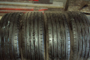 TIRES 205/55R16 PRO CONTACT CONTINENTAL