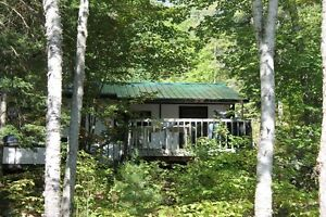Cottage 3 seasons, hunting and fishing for sale