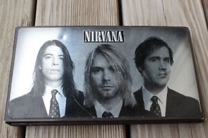 NIRVANA   BOX SET   ON 4  CDS
