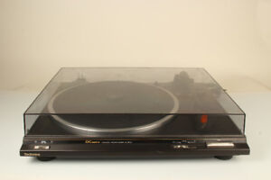 Technics SLBD20 Turntable Record Player