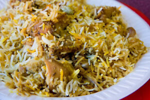 North York/Toronto area Indian Pakistani Tiffin service.