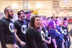 The Phoenix Choir - Up-beat, energetic Choir - Join Us!