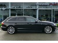 2021 Audi A4 Avant S line 40 TFSI 190 PS S tronic Auto Estate Petrol Automatic
