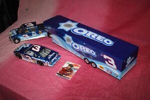 1/24 DALE EARNHARDT JR.OREO RITZ 3 PIECE SET&AUTOGRAPHED CARD London Ontario image 3