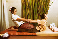 ** Traditional Thai Massage in GTA **