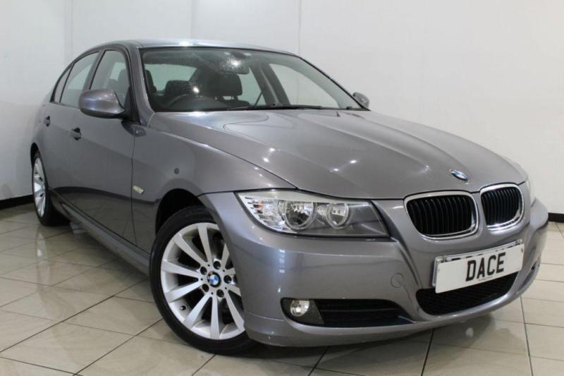2008 58 BMW 3 SERIES 2.0 318I SE 4D 141 BHP