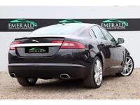 2011 60 JAGUAR XF 3.0 V6 S PORTFOLIO 4D AUTO 275 BHP DIESEL