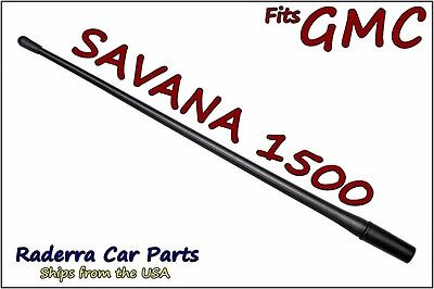 Gmc Savana 1500 Antenna - FITS: 1996-2016 GMC Savana 1500 - 13