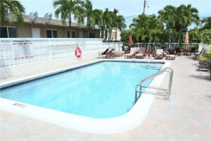 Pompano Beach - Fort Lauderdale, Florida 2 bedroom condo