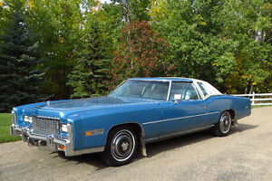 1976 Eldorado Big Block cruiser