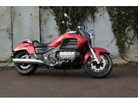 Honda GL1800 Goldwing F6C Custom Cruiser