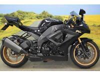 Kawasaki ZX10 R 2011** SERVICE HISTORY, DIGITAL DISPLAY, TAIL TIDY **