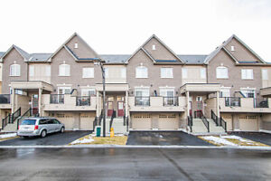 Fabulous Ajax Townhome For Rent!