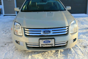 2008 Ford Fusion SEL New Winter Tires AWD