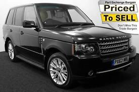 2013(62) RANGE ROVER 4.4 TDV8 WESTMINSTER SPECIAL EDITION AUTO ~ £5,000 OPTIONS