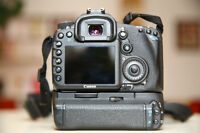Canon BG-E7 (Battery grip pour 7D)