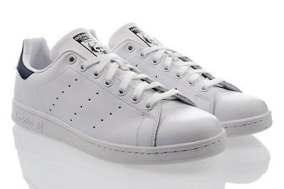 ADIDAS STAN SMITH Herrenschuhe Weiss Expressversand Leder Sportschuhe M20325 (Schuhe Für Männer Adidas Schuhe)