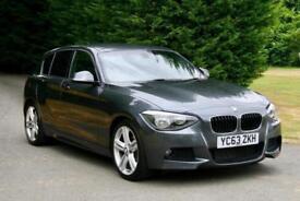 2013 BMW 1 Series 2.0 118d M Sport Sports Hatch (s/s) 5dr