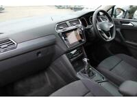 2021 Volkswagen TIGUAN ESTATE 1.5 TSI 150 Life 5dr DSG Auto SUV Petrol Automatic