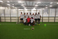 Soccer Team accepting more soccer players